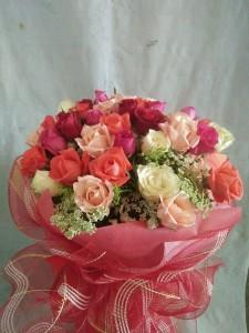 ( 15-4) 36pcs. Roses..Php3,000